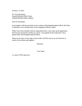 Nursing_Resignation_Letter Resignation Letter Templates For Nurses on due unethical, manager sample, sample for er, 2 weeks notice for professional, during orientation, sample simple, sample template for, how write registered,