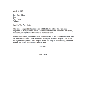 Official Letter Of Resignation from cdn.resignationletters.biz